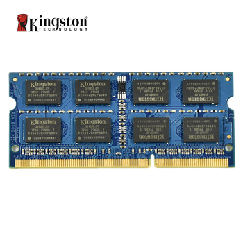 Kingston ram bellek ddr3 2G 4 GB 8 GB 1333 MHZ PC3-10600S 1600 MHZ 12800 S bellek DDR3 8 GB 204pin 1.5 V Laptop dizüstü SODIMM RAM